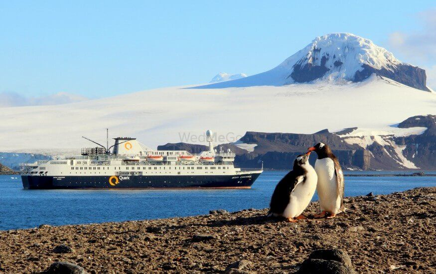 Wake Up Next To An Iceberg With This Cruise!