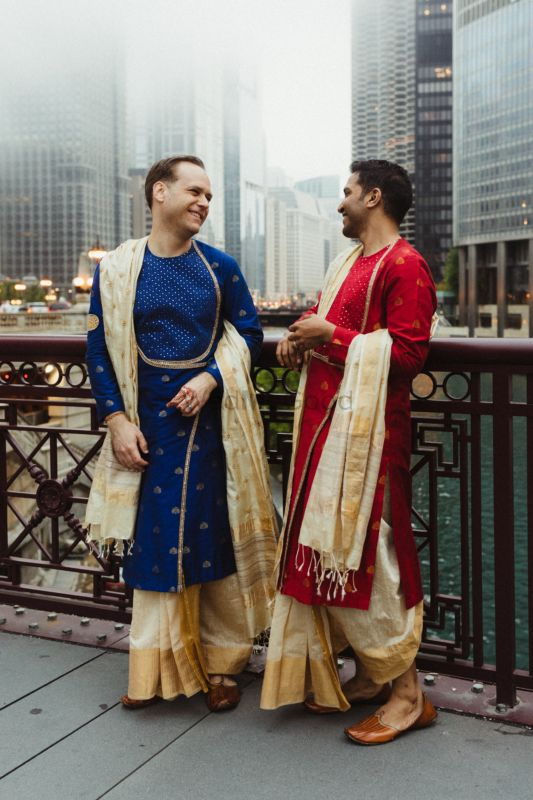 An Intimate LGBTQ Wedding Which Has Our Heart!