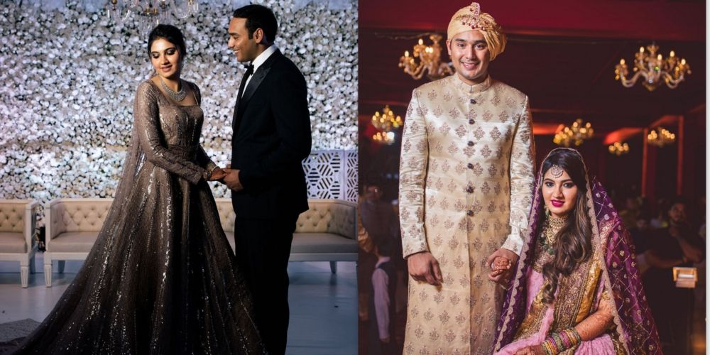 Exclusive Pictures From Sania Mirza's Sister Anam's Wedding!