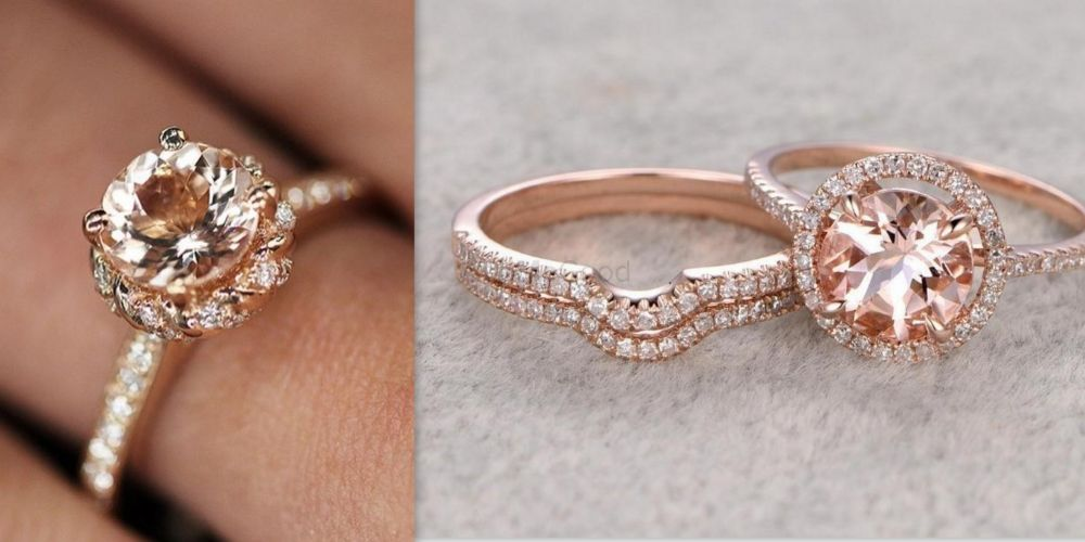 Rose Gold Engagement Rings You Must Check Out Now!